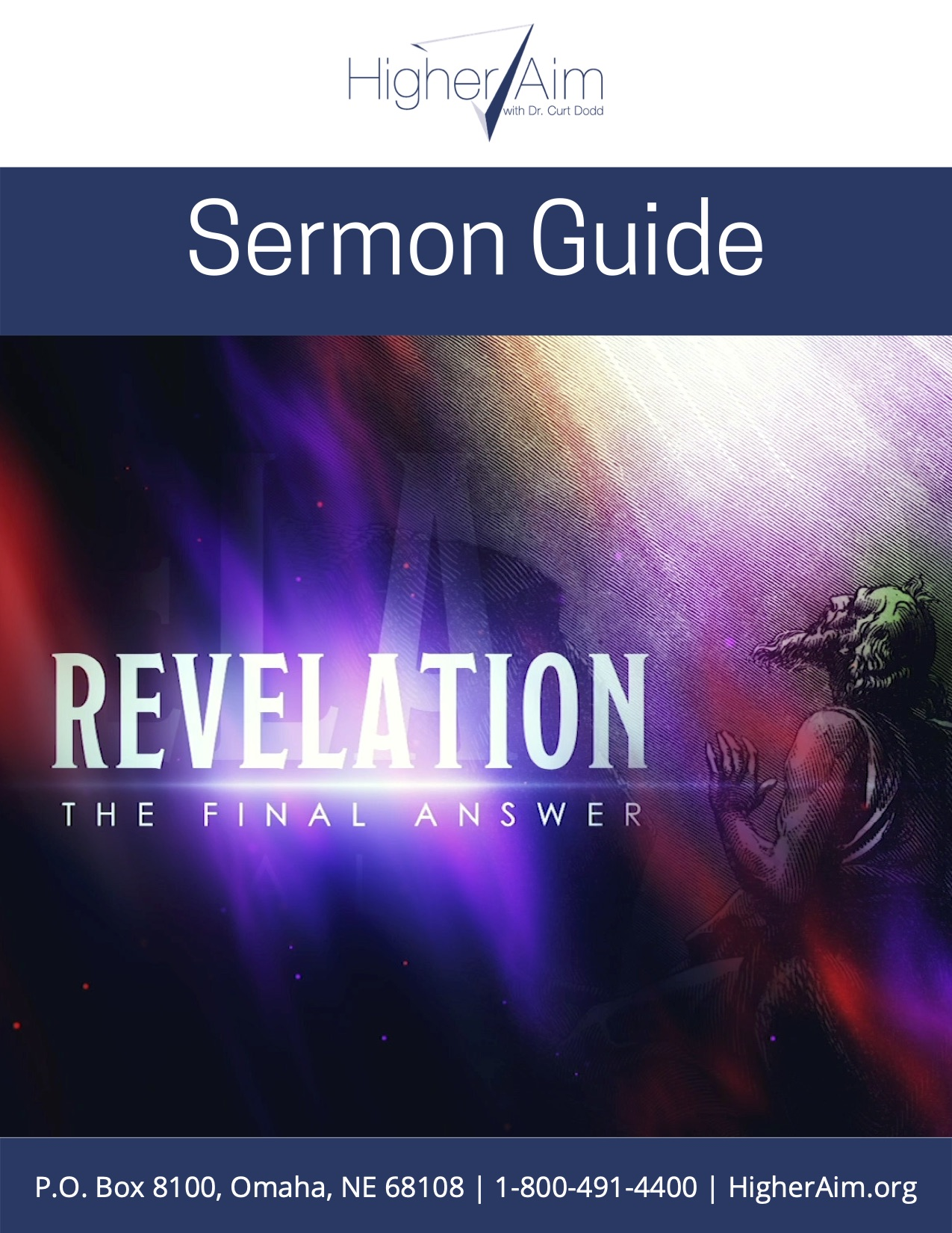 Revelation - The Final Answer - Part 1 - Sermon Guide
